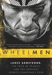 Обкладинка книги. Ленс Армстронг «Тур де Франс» і найгучніший скандал в історії спорту