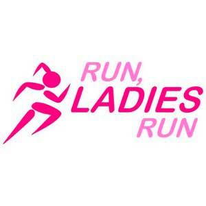 Run, Ladies run!