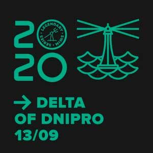 Delta of Dnipro - Legendary Ultra Swim